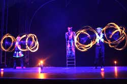 fire show, fire performance, circus, Australia, international