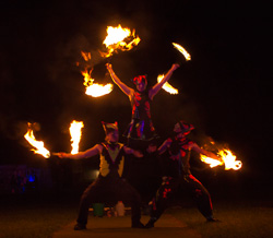 fire circus