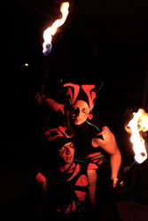 fire entertainment, fire show, fire circus, fire spinning, fire twirling, flaming performance